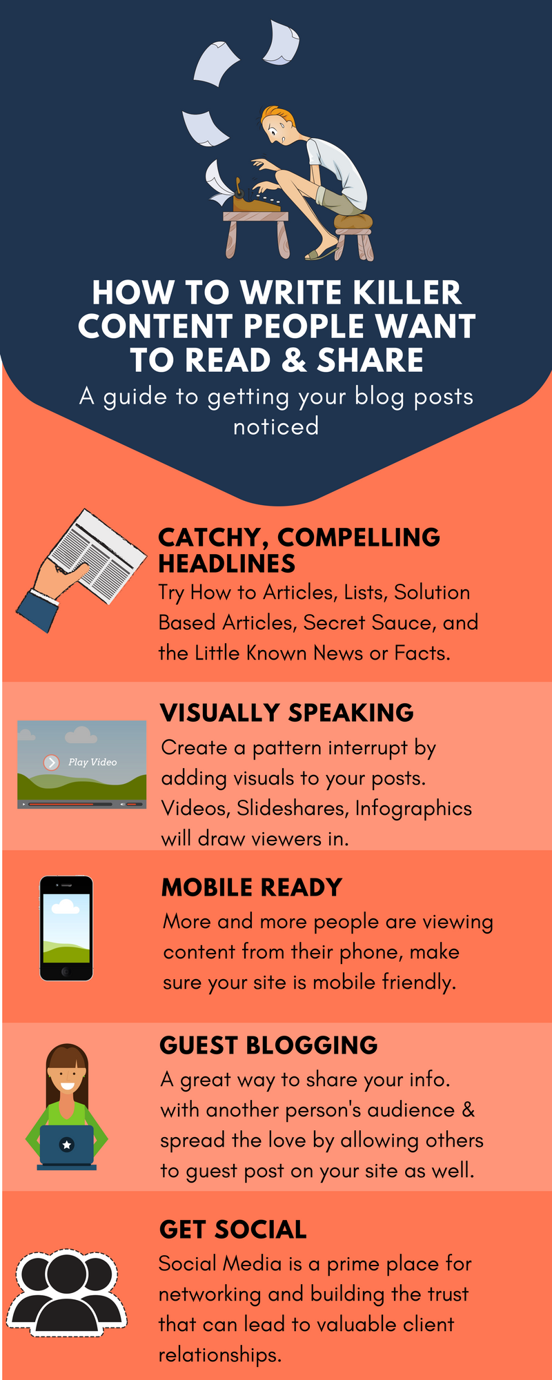 How to write killer content that gets read